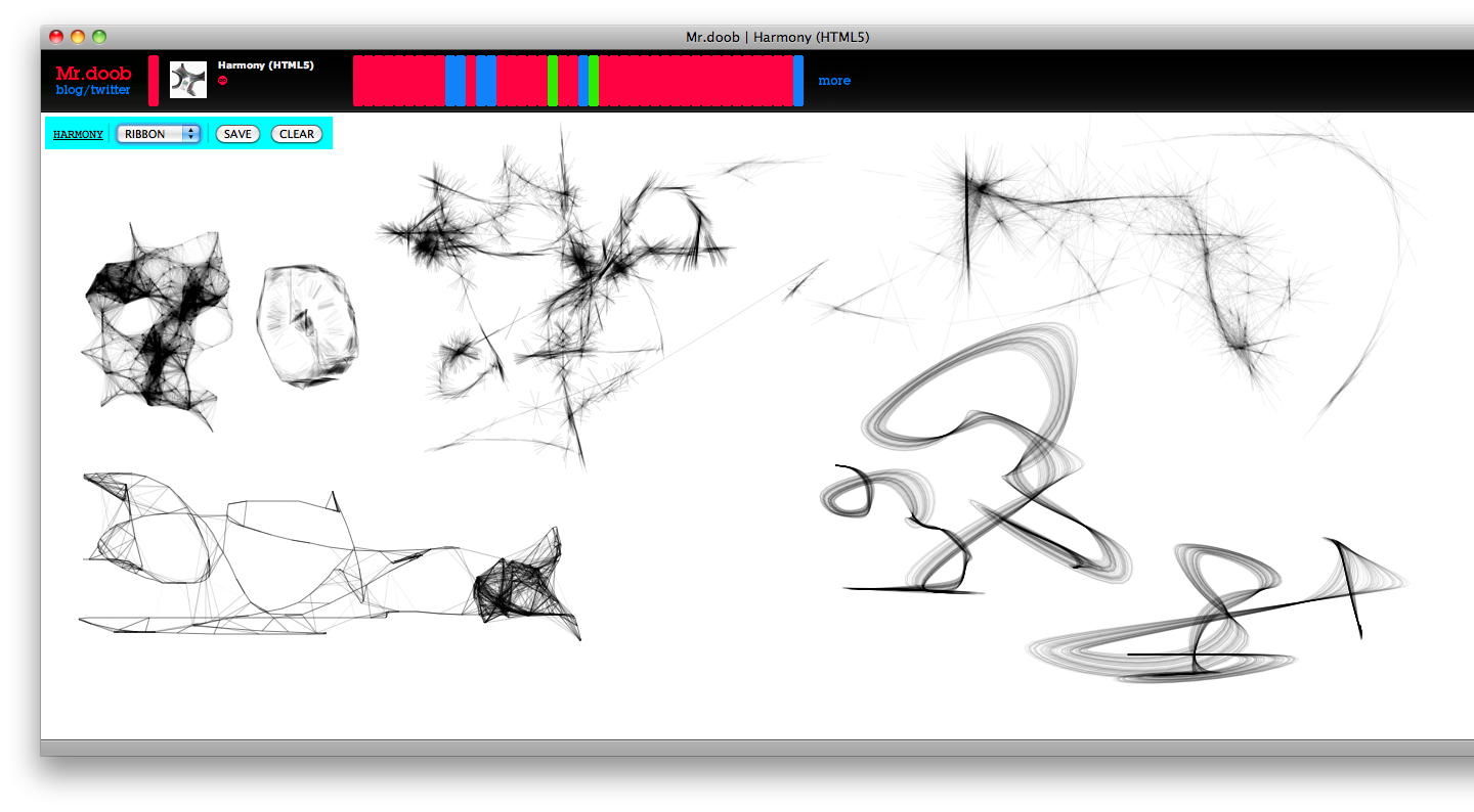 Harmony, HTML5 Procedural Drawing Tool – MacStories