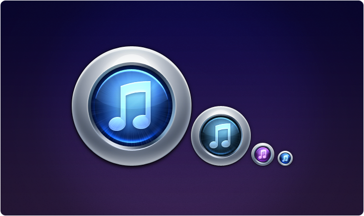 Chris Carlozzi's iTunes replacement icon #1 ( download )